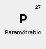 paramétrable